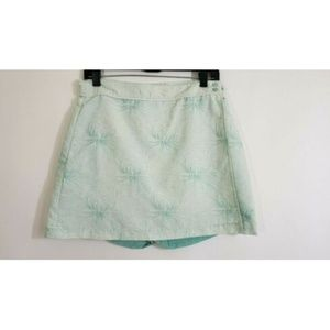 PATAGONIA Floral Skort With Removable Shorts